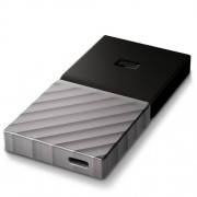 Western Digital Externe SSD-Festplatte My Passport 512 GB