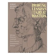 Drawing Lessons from the Great Masters (Hale Robert Beverly)(Paperback) (9780823014019)