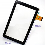 Touch screen ZP9168-9 p/ Tablet Chinês 9pol