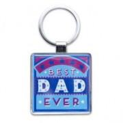 sleutelhanger - best dad ever