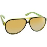 Lacoste Aviator Sunglasses(Yellow)