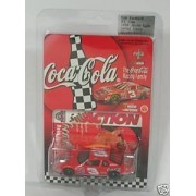 Dale Earnhardt Sr #3 Red Coca Cola 1998 Monte Carlo 1/64 Scale Action Racing 1st Head to Head Race With Dale Jr Motegi Japan