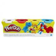 Play-Doh, Set 4 cutii - Culori clasice