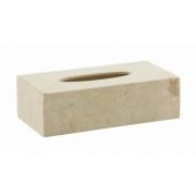 Suport servetele din marmura,Aquanova Luxor,fildes -LUXTIL-14