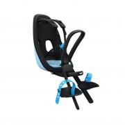 Scaun pentru copii, cu montare pe bicicleta in fata - Thule Yepp Nexxt Mini Aquamarine