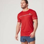 Myprotein Camiseta Fast-Track - XXL - Rojo