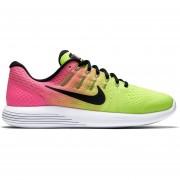 Zapatos Deportivos Hombre Nike Lunar Glide 8 OC + Medias Cortas Obsequio