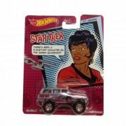 Mattel Hot Wheels 2013 Star Trek Pop Culture Lt. Uhura 1988 Jeep Wagoneer Die-Cast Car