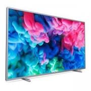 Телевизор Philips 43 инча 4K Ultra HD, Smart TV, Saphi, DVB-T/T2/T2-HD/C/S/S2, индекс на качеството на образа 900 PPI, 43PUS6523/12