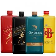 Pocket Blended Scotch Whisky 4 x 0.2L