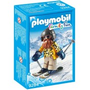 Playmobil - Family Fun - Skiër op snowblades 9284