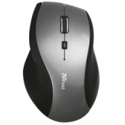 "Trust Trs-19938 Sura Wireless Mouse - Black""Grey, Retail Box , 1 Year Limited Warranty"