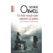 O mie noua sute optzeci si patru (editia a 2-a, de buzunar)/George Orwell