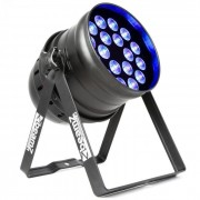 Beamz BPP205 LED Par 64 18 x 15W 5-in-1 LEDs con RGBAW (151.233)