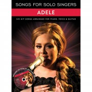 Wise Publications Songs For Solo Singers: Adele