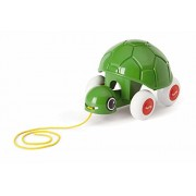 Viking Pull Along Turtle Toy