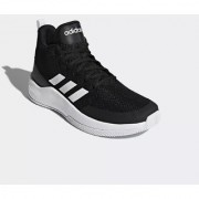 Adidas Men's Speed End2End Black Sneakers