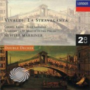Video Delta Marriner/Academy Of St. Martin-In-The-Fields - La Stravaganza - CD