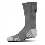 Under Armour Ponožky Heatgear Crew Grey - Under Armour