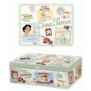 Caja para sobre té Vintage | Comprar cajas de metal