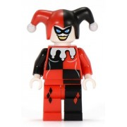 Lego Batman Harley Quinn Minifigure (2007-08)