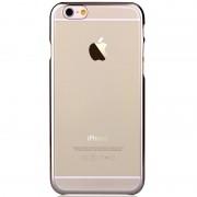Carcasa iPhone 6/6S Devia Glimmer Champagne Gold (rama electroplacata)