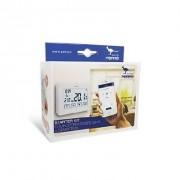 Perry Starter Kit Cronotermostato Wi-Fi + Smart Box Bianco