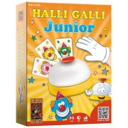 999games Halli Galli Junior - Meerkleurig - Grootte: One Size