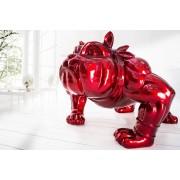 Dekorácia Buggo 150cm červená