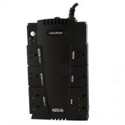 CyberPower - Standby 425 VA Desktop UPS - Black
