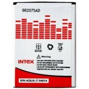 Intex Aqua i7 Li Ion Polymer Replacement Battery BR2075AD