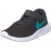 Nike Tanjun (psv) Thunder Grey/teal Nebula, Skor, Sneakers & Sportskor, Löparskor, Grå, Barn, 27