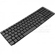 Tastatura Laptop Asus G771JM iluminata argintie layout UK + CADOU