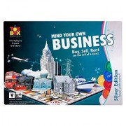 Toysbox Mind Your Own Buisness Silver Edition