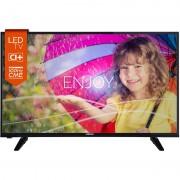 Televizor LED Horizon 99 cm Full HD 39HL737F, USB, CI+, Black