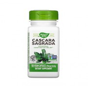 CASCARA SAGRADA BARK 425mg 100 Vegetarian Capsules