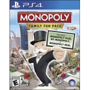 Joc consola Ubisoft Monopoly Family Fun Pack PS4