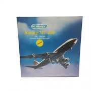 Schabak Boeing 747-400 Diecast 1:250 Scale Accurately Detailed Supermodel 850/65 Air Malaysian Airplane Replica