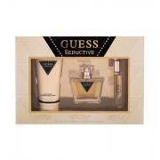 GUESS Seductive confezione regalo eau de toilette 75 ml + lozione corpo 200 ml + eau de toilette 15 ml Donna