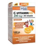 BioCo C-vitamin rágótabletta gyermekeknek 30x *