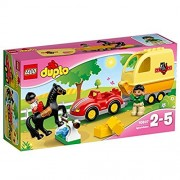 Lego Horse Trailer, Multi Color