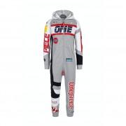 Onepiece Grand Prix Jumpsuit Gris Chiné