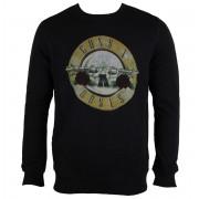 sweat-shirt sans capuche pour hommes Guns N' Roses - Drum - AMPLIFIED - AV420GRD