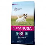 Eukanuba Active Adult Small Breed Pollo - 3 kg