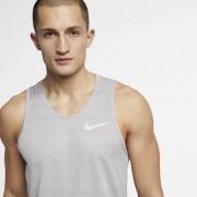 Nike Camisola de running sem mangas Nike Dri-FIT Miller para homem - Cinzento