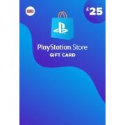 Sony Online Entertainment PlayStation Network Card 25 GBP (UK) PSN Key UNITED KINGDOM