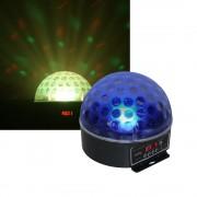 Proiector efecte de lumina BeamZ Magic Jelly DJ LED Ball DMX Multicolor