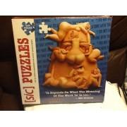 "[Sic] Puzzles ""Talking the Talk"" 550 OKeefe"