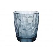 Bormioli Rocco Bormioli Glas Diamond Blauw 30 cl
