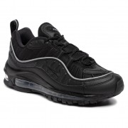 Обувки NIKE - Air Max 98 AH6799 004 Black/Black/Off Noir